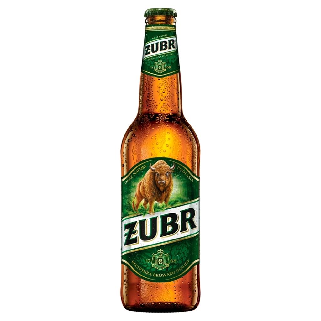 Piwo Żubr - 1