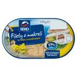 Filety śledziowe Seko