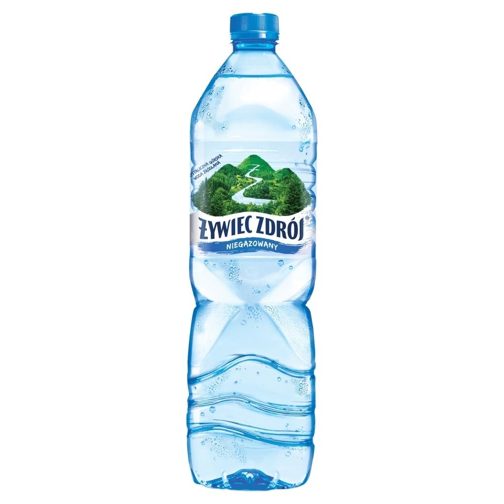 Woda mineralna Żywiec - 1