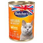 Karma dla kota Butcher's