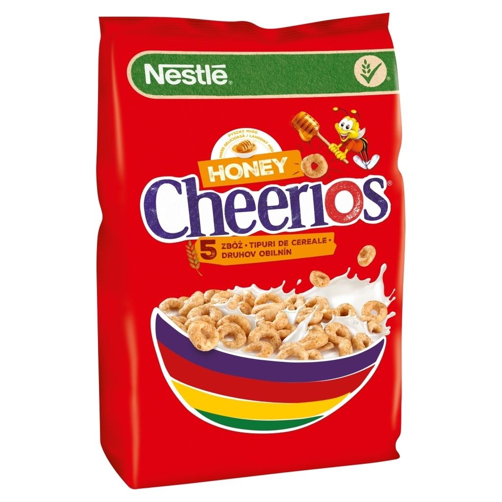 Płatki śniadaniowe Cheerios