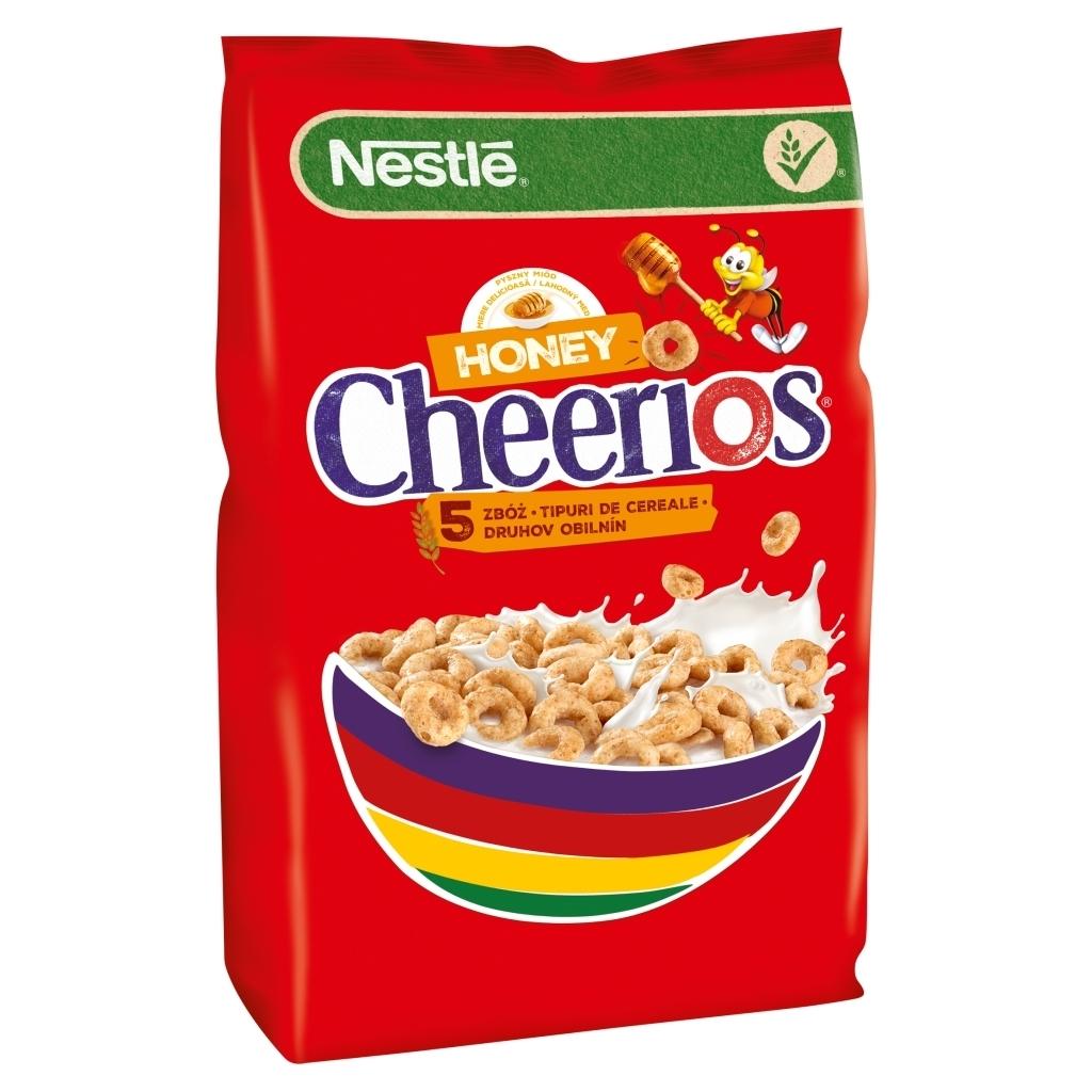 Płatki śniadaniowe Cheerios - 1