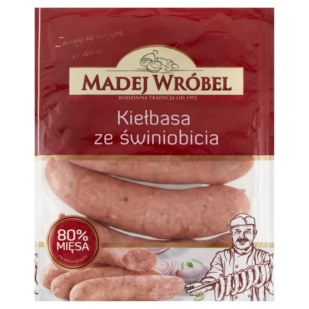 Kiełbasa Madej Wróbel