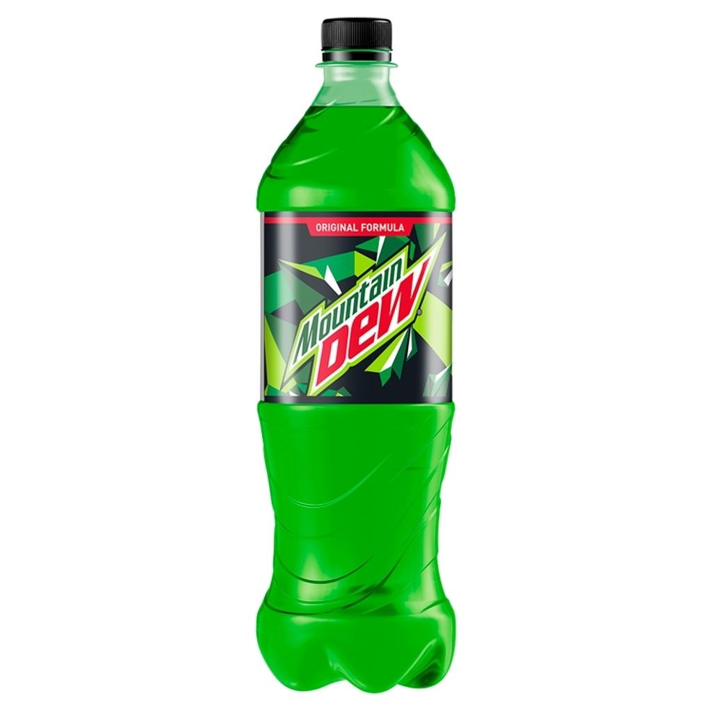 Napój gazowany Mountain Dew - 1