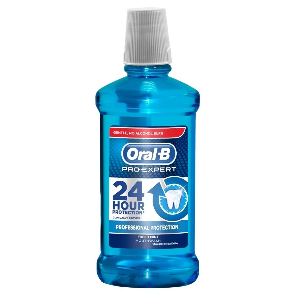 Płyn do płukania jamy ustnej Oral-B