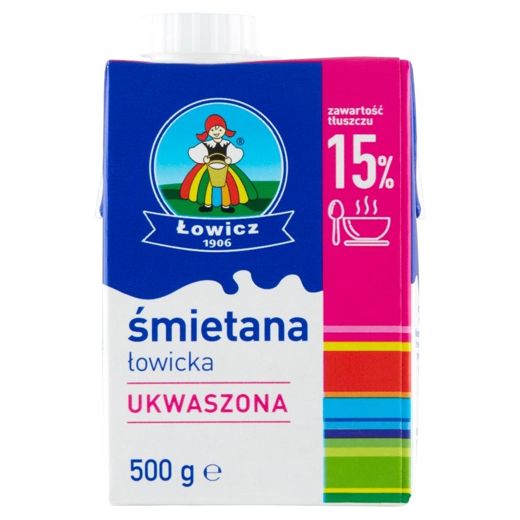 Śmietana Łowicz