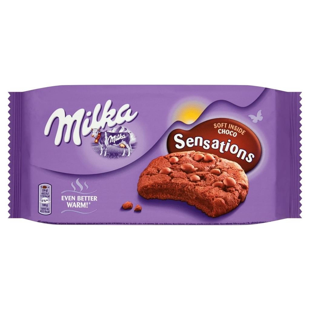 Ciastka Milka - 2