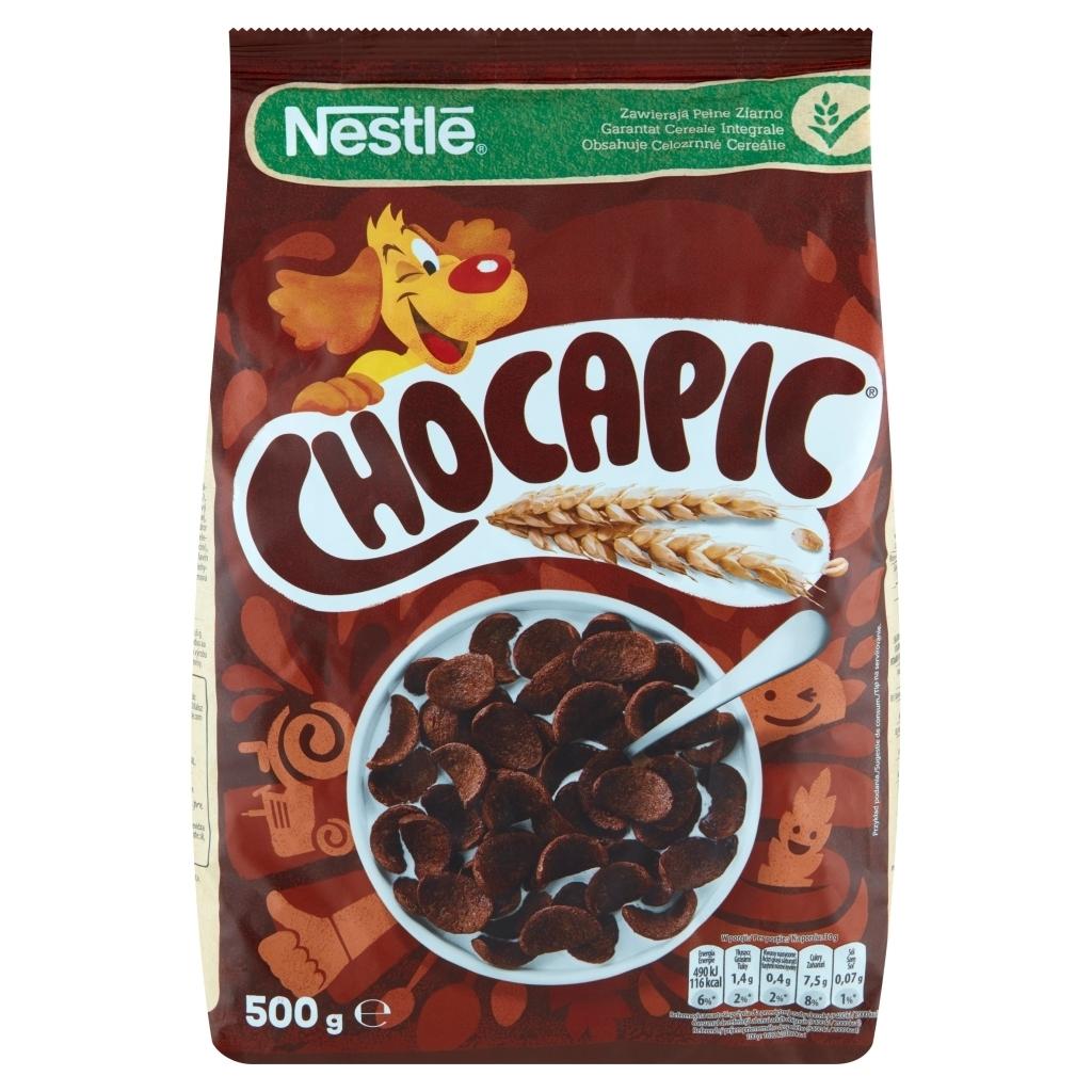 Płatki śniadaniowe Nestle - 1