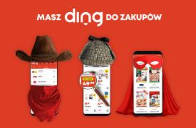 DING - aplikacja dla kochających oszczędzanie