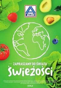 Gazetka promocyjna Aldi - Aldi zaprasza do świata świeżości - ważna do 31-08-2020