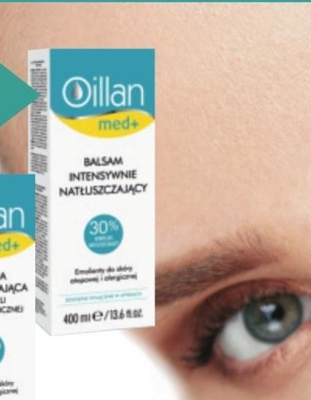 Balsam do ciała Oillan