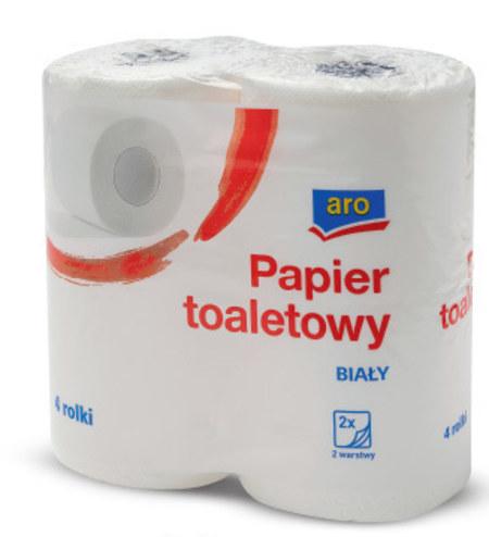 Papier toaletowy Aro