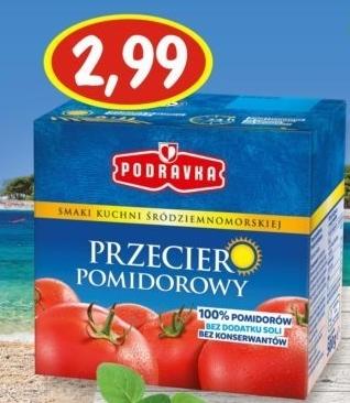 Przecier pomidorowy Podravka niska cena