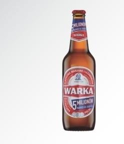Piwo Warka niska cena