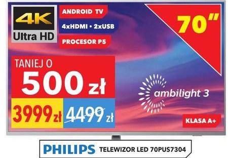 Telewizor LED 70PUS7304 Philips