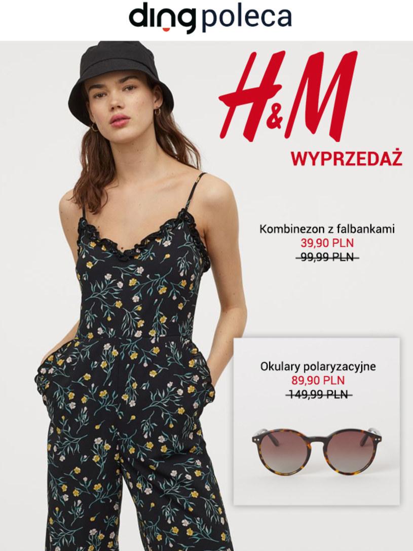 H&M: 1 gazetka