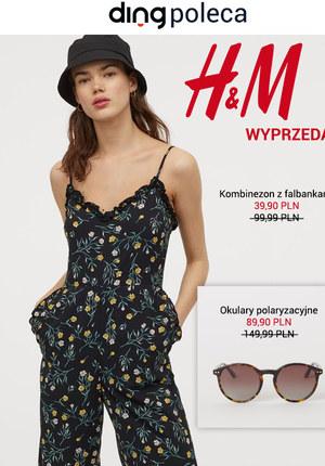 Gazetka promocyjna H&M - Wyprzedaż w H&M