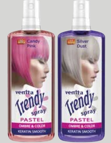 Spray do włosów Venita