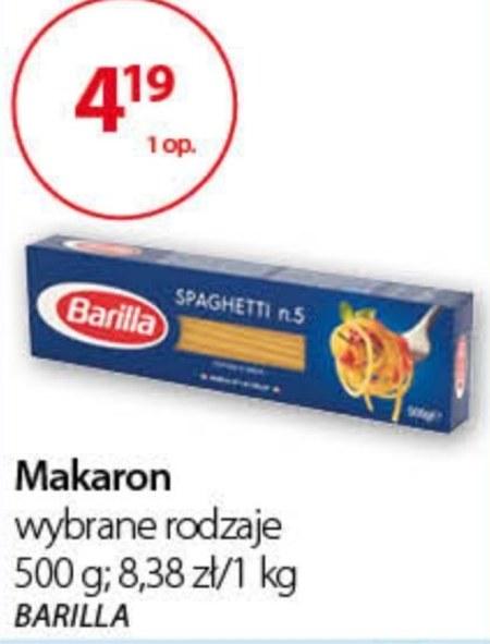 Makaron Barilla