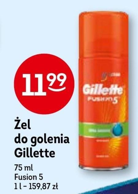 Żel do golenia Gilette