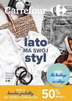 Moda na lato w Carrefour!