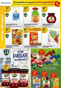 Gazetka promocyjna Eurocash Cash&Carry - Korzystne zakupy w Eurocash Cash&Carry