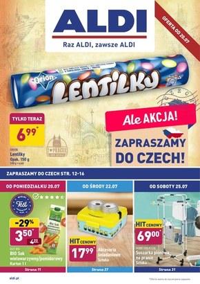 Promocje w sklepach Aldi