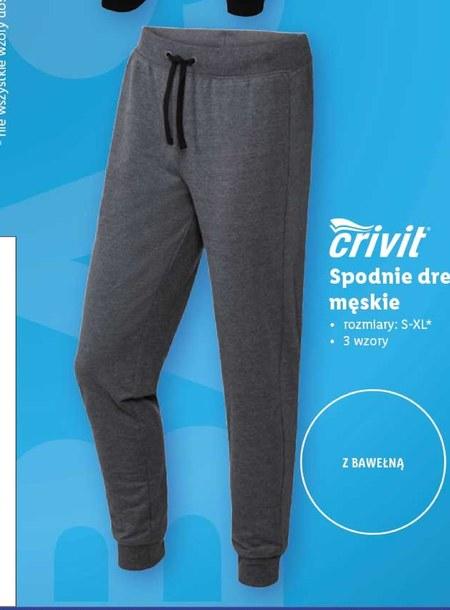 Spodnie dresowe Crivit