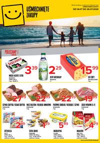 Gazetka promocyjna Uśmiechnięte zakupy - Wakacyjna oferta Uśmiechnięte Zakupy - ważna do 26-07-2020