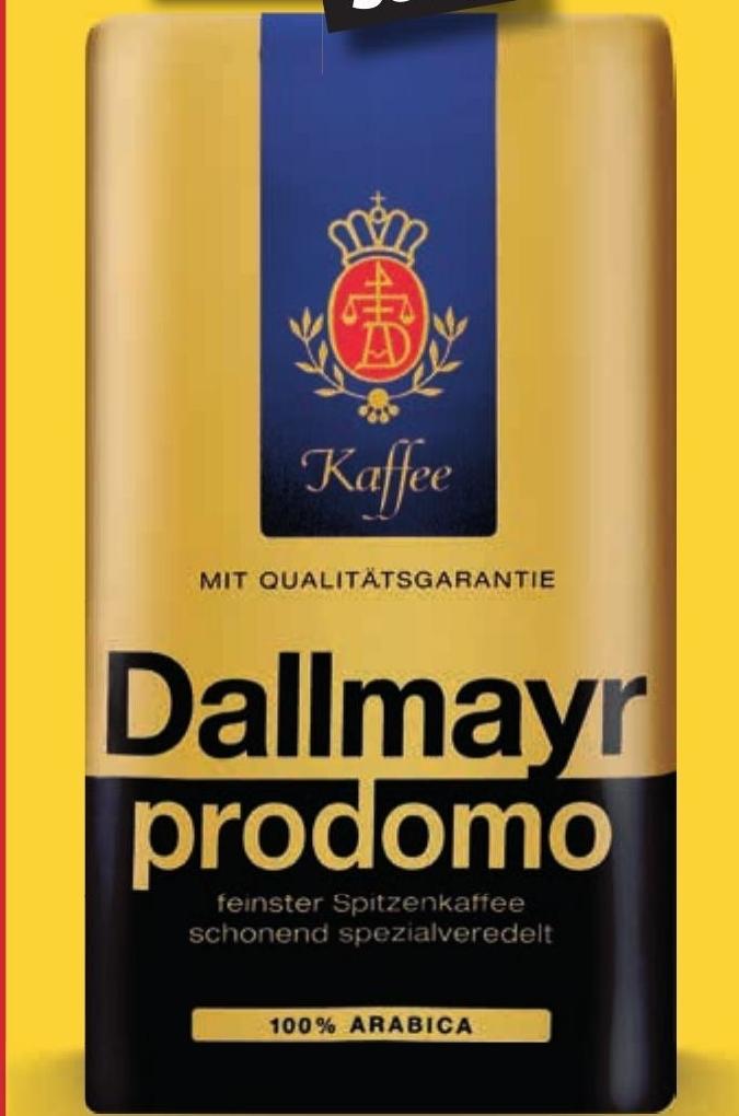Kawa Dallmayr niska cena