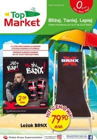 Gazetka promocyjna Top Market - Oferta handlowa Top Market - ważna do 22-07-2020