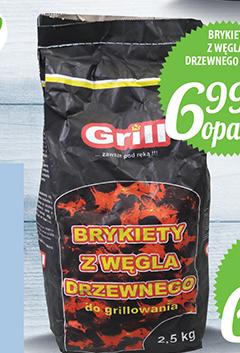 Brykiet Grill niska cena