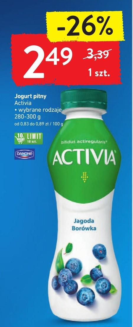 Jogurt Activa