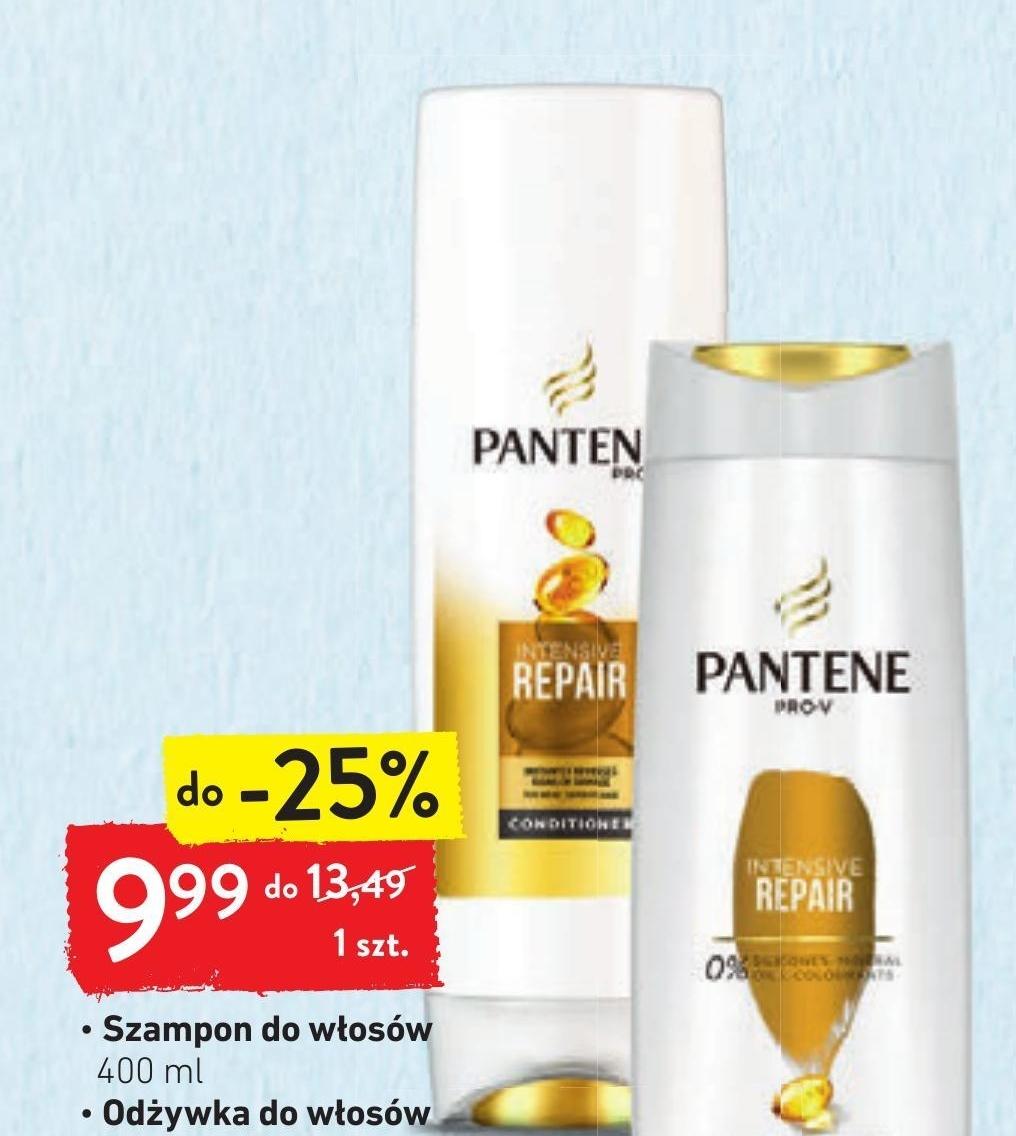 Szampon do włosów Pantene niska cena