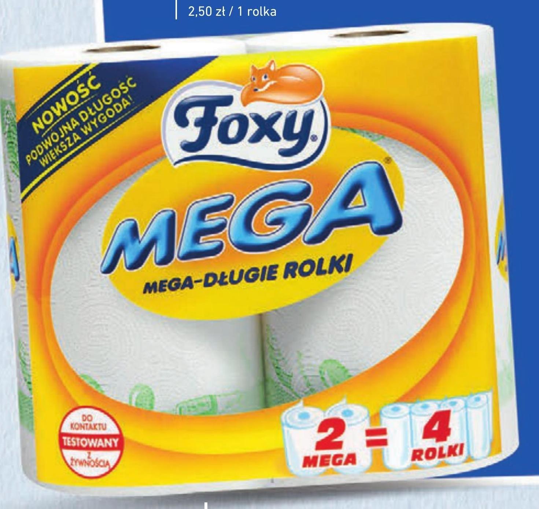 Ręcznik papierowy Foxy niska cena