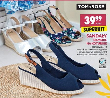 Sandały damskie Tom & Rose