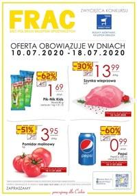 Gazetka promocyjna FRAC - Spożywcza oferta w FRAC