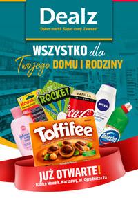 Gazetka promocyjna Dealz - Wielkie otwarcie Babice Nowe Dealz - ważna do 27-07-2020