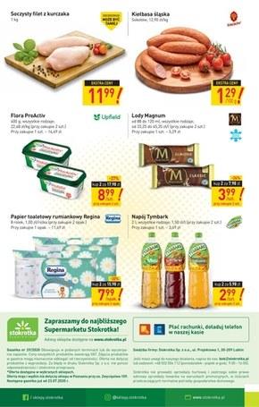 Odsiecz cenowa w Stokrotce Supermarket!