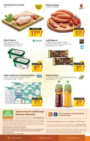 Na ratunek domowych budżetów - Stokrotka Market!