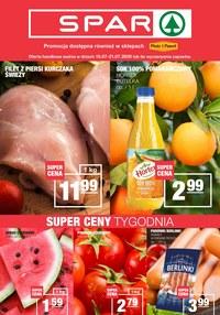 Gazetka promocyjna SPAR - Promocje w sklepach SPAR - ważna do 21-07-2020