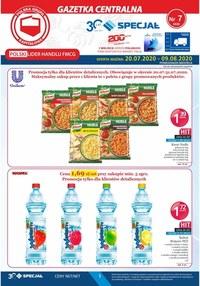 Gazetka promocyjna Primus - Promocje w sklepach Specjał - ważna do 09-08-2020