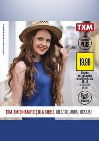 Gazetka promocyjna Textil Market - Letnie okazje w TXM! - ważna do 21-07-2020