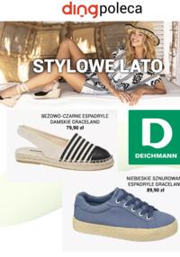 Gazetka promocyjna Deichmann - Stylowe lato z Deichmann - ważna do 29-07-2020