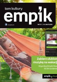 Gazetka promocyjna EMPiK - Tom kultury EMPiK - ważna do 28-07-2020