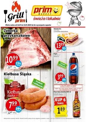 Oferta handlowa Prim Market