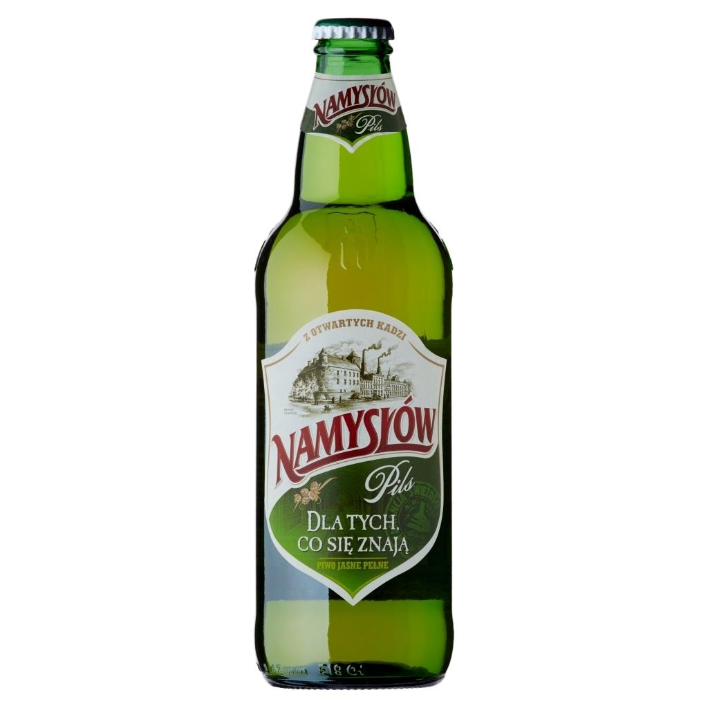 Piwo Namysłów - 1