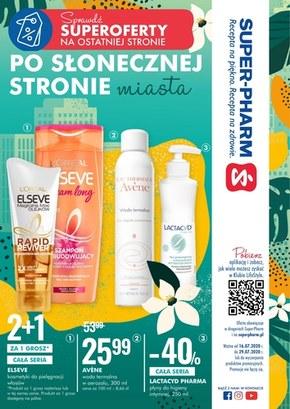 Promocje w sklepach Super-Pharm