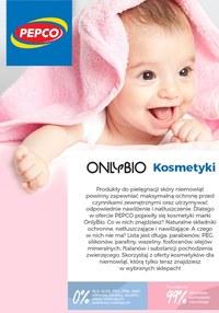 Gazetka promocyjna Pepco - Produkty do pielęgnacji niemowląt w Pepco!  - ważna do 20-08-2020
