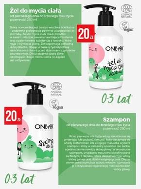 Produkty do pielęgnacji niemowląt w Pepco!